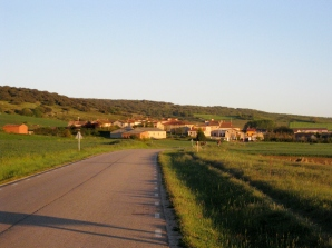 Coming into Atapuerca
