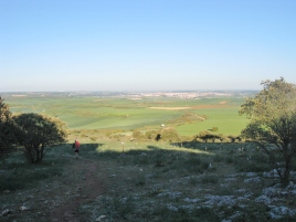 The Vista to Burgos