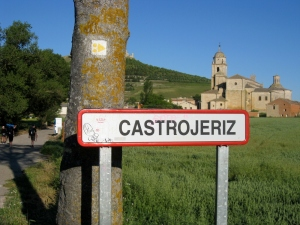 Castrojeriz Sign