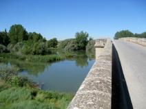 Bridge Into Itero de la Vega