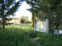Baodilla del Camino Sign