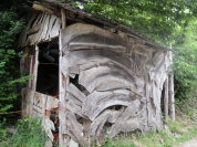 A Very Oddly-Constructed Shed