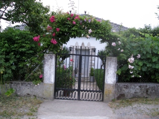 Residence Entry Gate