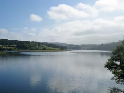 Rio Mino Reservoir