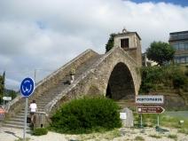 The Escalator to Portomarin