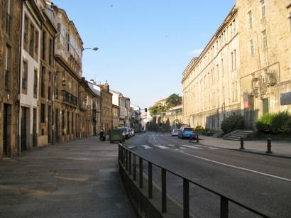 Rua de Virxe de Cerca