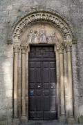 Doors to San Fiz de Solovio