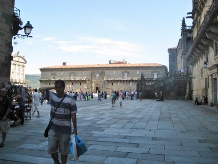 Plaza de Obradoiro