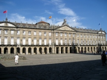 Pazo de Raxoi - Government Offices