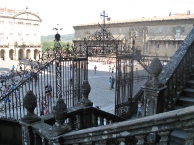 Gates to Main Entrance