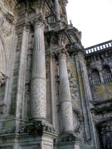 Front Facade Columns