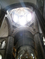 The Central Scetion of the Cross with Dome and Skylight