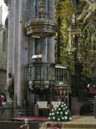 One of Two Pulpits