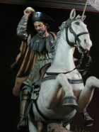 St. James on Horseback