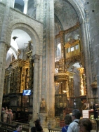 View to the Ambulatory, Altar and Pulpit