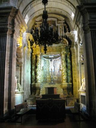Chapel of Christ of Burgos