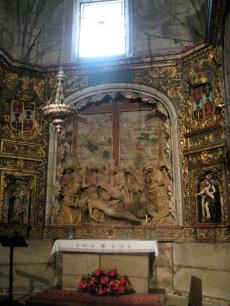 Chapel of Mondragon