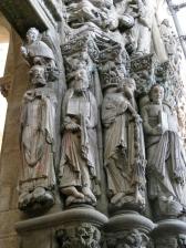 Peter, Paul, James, and John