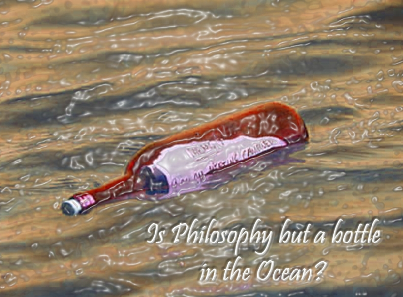 Philosophy In a Bottle